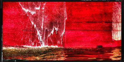 Wasser der Red Cedar II   Panorama