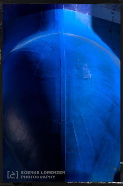 Bug in Blau