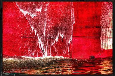 Wasser der Red Cedar II